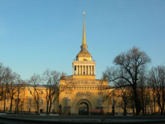 Адмиралтейство г. Санкт-Петербург
