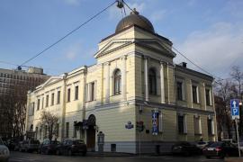 Гнесинское музыкальное училище